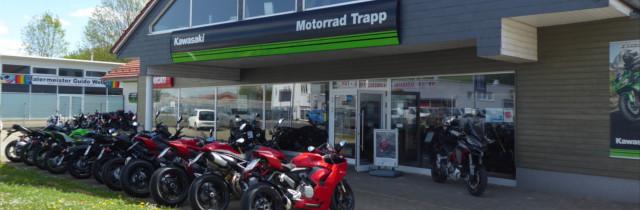 Motorrad Trapp